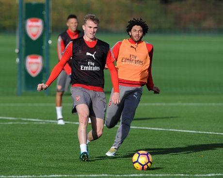 Chum anh: Sanchez hang say, Arsenal quyet dau Man Utd - Anh 7