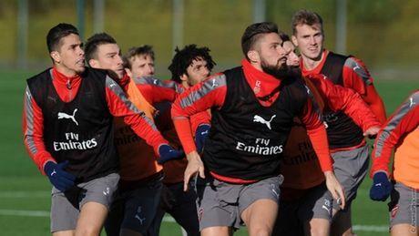 Chum anh: Sanchez hang say, Arsenal quyet dau Man Utd - Anh 9