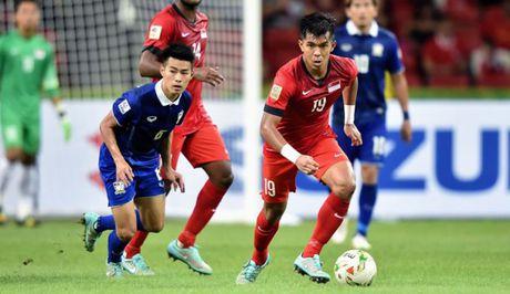 Singapore e de truoc DKVD Thai Lan va chu nha Philippines - Anh 2