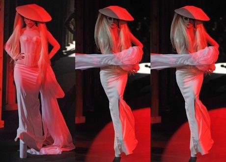 15 bo trang phuc khong giong ai cua Lady Gaga - Anh 1