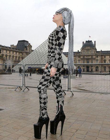 15 bo trang phuc khong giong ai cua Lady Gaga - Anh 5