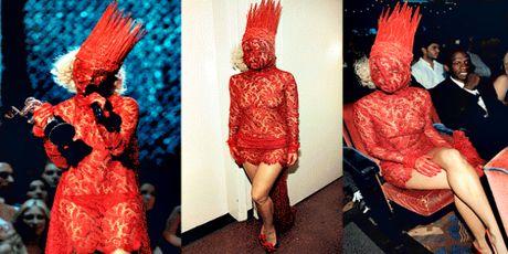 15 bo trang phuc khong giong ai cua Lady Gaga - Anh 6