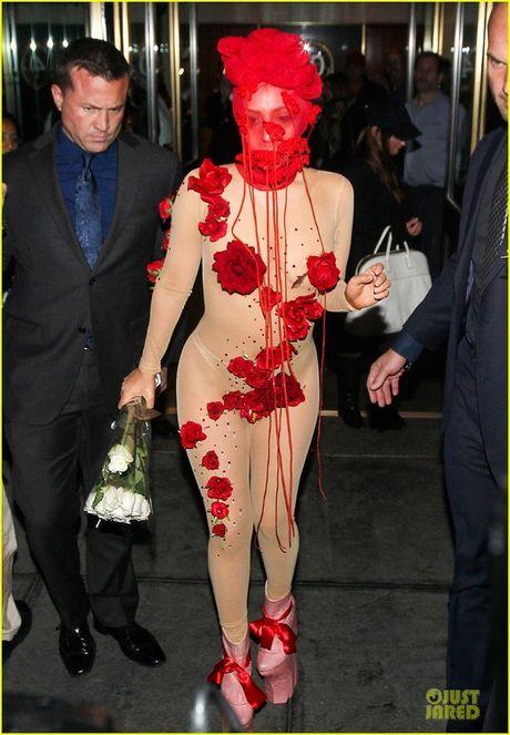 15 bo trang phuc khong giong ai cua Lady Gaga - Anh 8