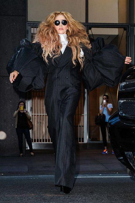 15 bo trang phuc khong giong ai cua Lady Gaga - Anh 9