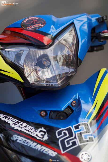 Yamaha Exciter 135 'sieu chat' cua dan choi mien Tay - Anh 7