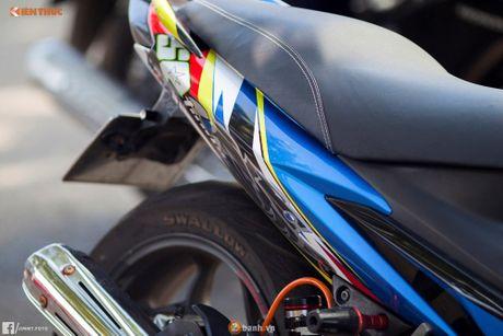 Yamaha Exciter 135 'sieu chat' cua dan choi mien Tay - Anh 8