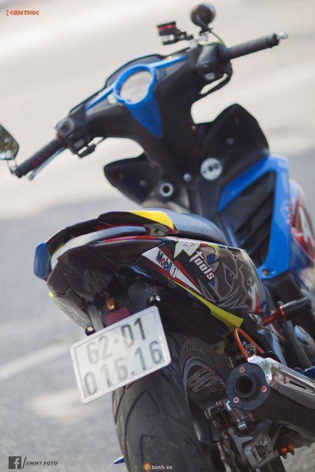 Yamaha Exciter 135 'sieu chat' cua dan choi mien Tay - Anh 9