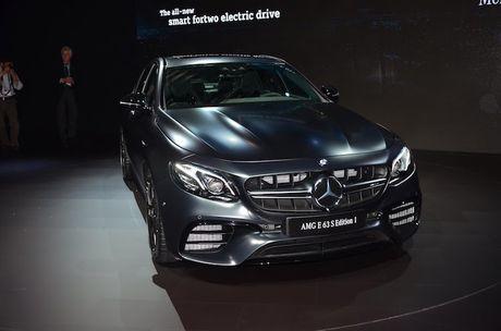 Mercedes-AMG E63 S co ban 'hang dot dau' sieu manh - Anh 1