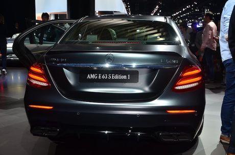 Mercedes-AMG E63 S co ban 'hang dot dau' sieu manh - Anh 6
