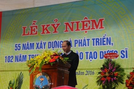 Truong Dai hoc Duoc Ha Noi: Huong toi muc tieu truong dai hoc chuyen nganh tam co khu vuc - Anh 1