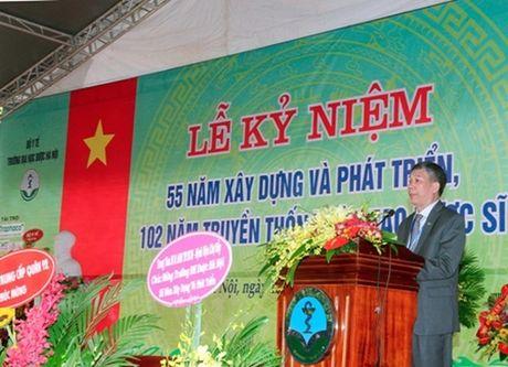 Truong Dai hoc Duoc Ha Noi: Huong toi muc tieu truong dai hoc chuyen nganh tam co khu vuc - Anh 2