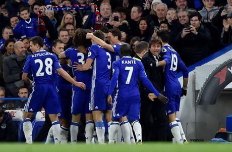 Thay tro Conte o Chelsea am tron danh hieu o thang 10 - Anh 2