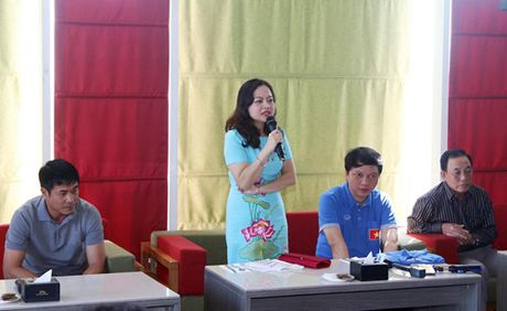 Dai su Viet Nam tai Myanmar tang tho cho thay tro HLV Huu Thang - Anh 12