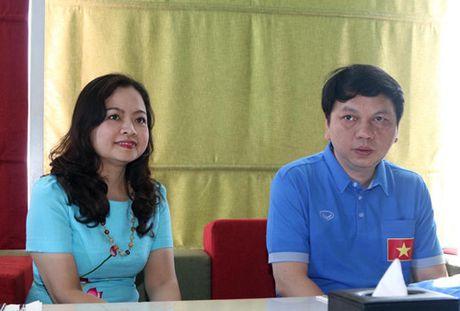 Dai su Viet Nam tai Myanmar tang tho cho thay tro HLV Huu Thang - Anh 3