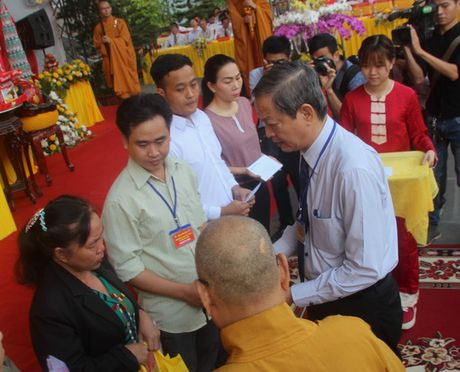 TP HCM to chuc le cau sieu cho nan nhan tai nan giao thong - Anh 3