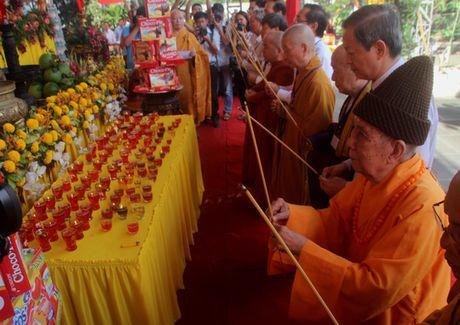 TP HCM to chuc le cau sieu cho nan nhan tai nan giao thong - Anh 4