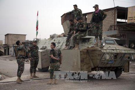 Iraq mo rong kiem soat khu vuc phia Dong Mosul - Anh 1