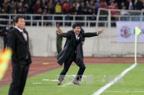 AFF CUP 2016: HLV Huu Thang muon tao bat ngo truoc Myanmar - Anh 1