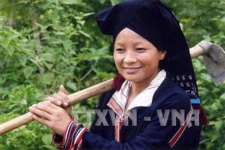 Bieu duong dong bao dan toc thieu so Phu Tho - Anh 1