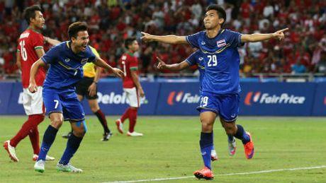 Thai Lan 4-2 Indonesia: Nguoi hung Teerasil Dangda - Anh 1