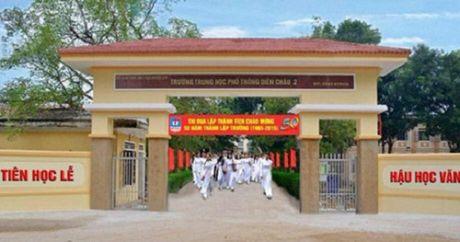 Dieu tra vu trom pha khoa truong hoc cuom 500 trieu dong - Anh 1