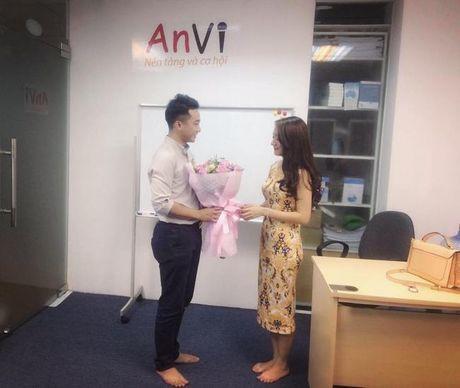 MC Trinh Van Anh va uoc mo 'mai lon len em se la co giao' - Anh 8