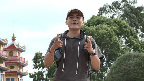 Njay 'ghien mi go' bi A hau Ha Thu nhan xet 'tang dong' - Anh 2