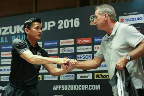 Tin nhanh AFF Cup: Malaysia dat muc tieu 3 diem mo man - Anh 1