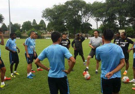 Tin nhanh AFF Cup: Malaysia dat muc tieu 3 diem mo man - Anh 4