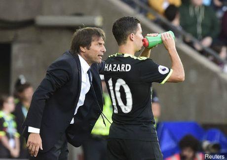 Chelsea vo dich, Hazard se ra di luon - Anh 2