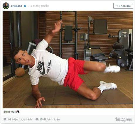 10 bai tap cuc dinh de vua khoe vua dep tu Ronaldo - Anh 2
