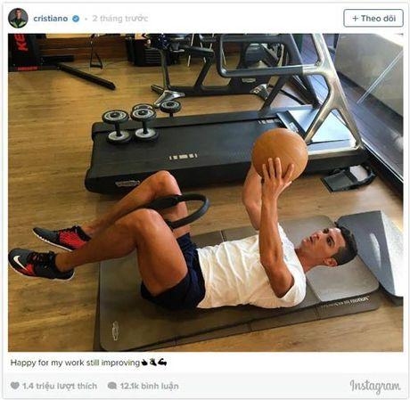 10 bai tap cuc dinh de vua khoe vua dep tu Ronaldo - Anh 7