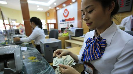 Bien dong ty gia: Do ky vong USD tang gia? - Anh 1