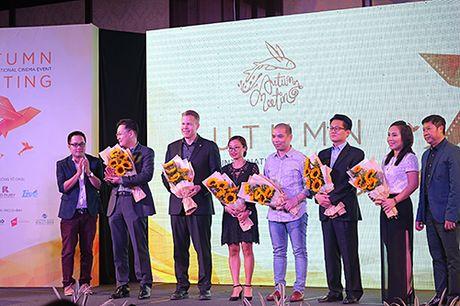Dem trao giai 'Gap go Mua thu 2016': Khong gian dien anh dang cap tai Vinpearl Da Nang - Anh 10