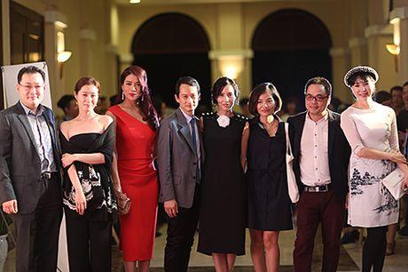 Dem trao giai 'Gap go Mua thu 2016': Khong gian dien anh dang cap tai Vinpearl Da Nang - Anh 2