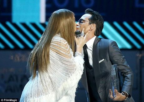 Sau nu hon voi vo cu Jennifer Lopez, Marc Anthony va vo tre chia tay - Anh 1