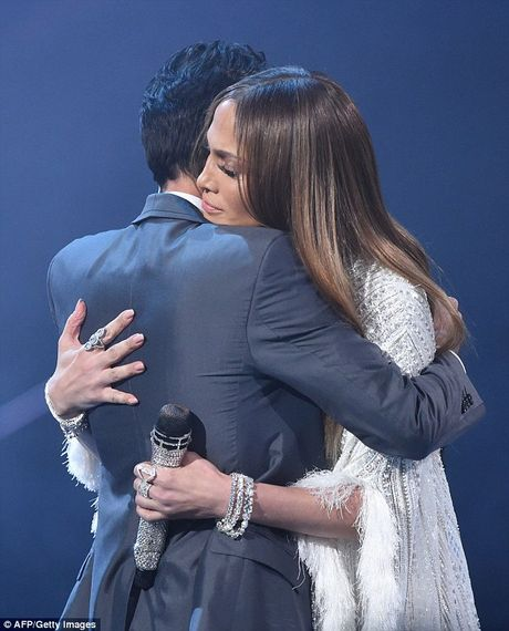 Sau nu hon voi vo cu Jennifer Lopez, Marc Anthony va vo tre chia tay - Anh 3