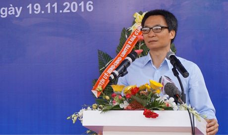 Pho Thu tuong Vu Duc Dam tri an nha giao vung sau Dak Nong - Anh 1