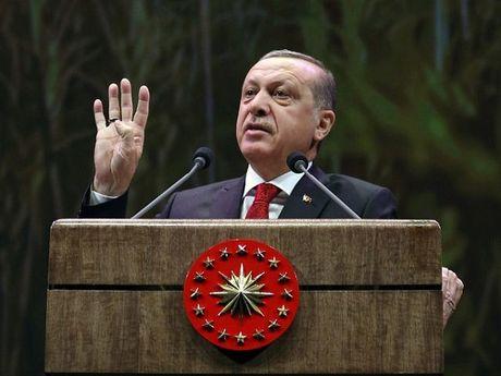 Tong thong Erdogan co the tai vi den nam 2029 - Anh 1