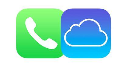 iPhone bi mat gui lich su cuoc goi len iCloud, Apple goi do la mot tinh nang - Anh 2