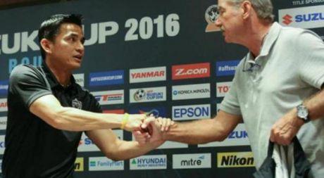 Bang A, AFF Cup: Thay tro Kiatisak bat dau hanh trinh bao ve ngoi vuong - Anh 1