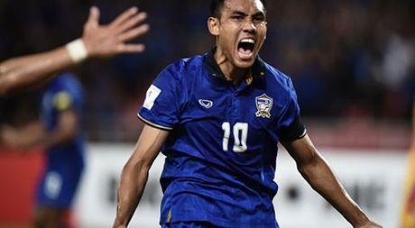 Luot 1 bang A, AFF Cup: Thai Lan chung to suc manh cua nha DKVD - Anh 1
