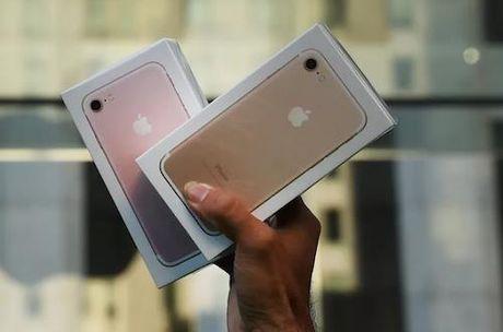 Apple co tinh 'bop bang thong' tren iPhone 7 - Anh 1