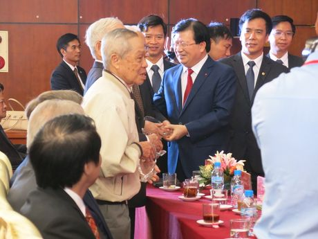 Truong Dai hoc Xay dung don nhan Huan chuong Doc lap hang Nhat - Anh 8