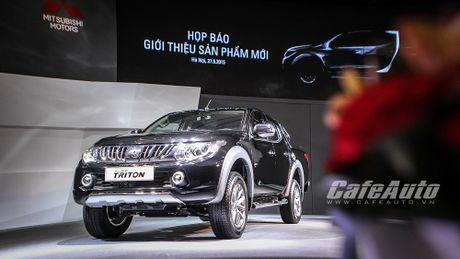 Mitsubishi Motors Viet Nam dat doanh so an tuong - Anh 1