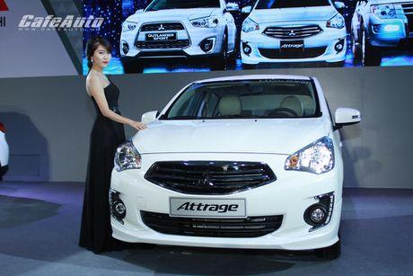Mitsubishi Motors Viet Nam dat doanh so an tuong - Anh 2