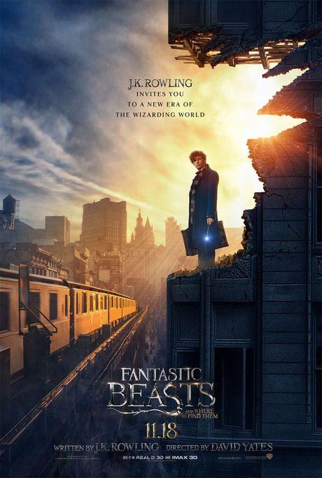 Bom tan 'Fantastic Beasts' va loat phim hap dan khong the bo lo cuoi tuan nay - Anh 1