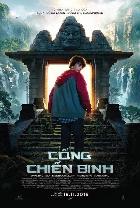 Bom tan 'Fantastic Beasts' va loat phim hap dan khong the bo lo cuoi tuan nay - Anh 3