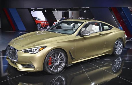 Ve dep thuc te Infiniti Q60 Neiman Marcus Limited Edition - Anh 1
