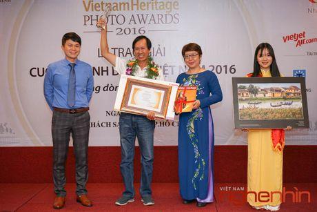 Loat anh doat giai Di san Viet Nam 2016 - Anh 1